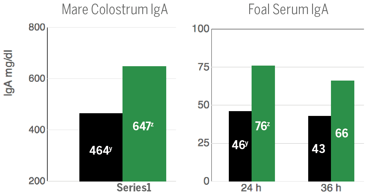 Colostrum Quality with Advantage Edge Smart Minerals